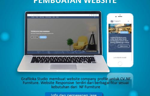 06. Jasa Pembuatan Website Furniture