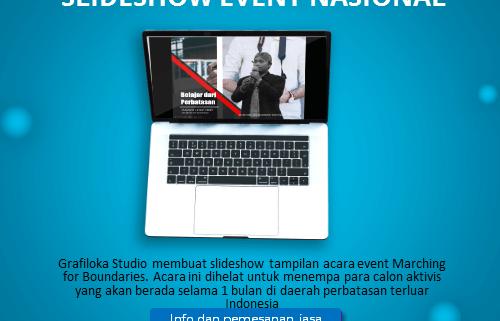 08. Jasa Pembuatan Slide Show